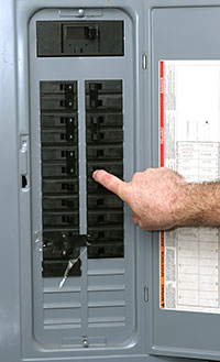 The Best Way To Explain An Electric Panel Is Compare It A Tree Your Trunk And Breakers Are Branches Electricity From